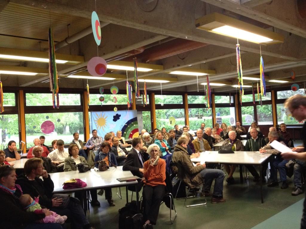 Treffen der Bürgerini am 7. Mai 2012